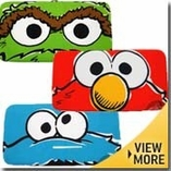 Sesame Street Wallets