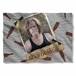 Shameless Bottles Pillow Case