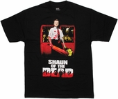Shaun of the Dead Bloody Bat T Shirt