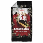 Shaun of the Dead Poster Towel