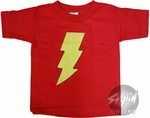 Shazam Symbol Toddler T-Shirt