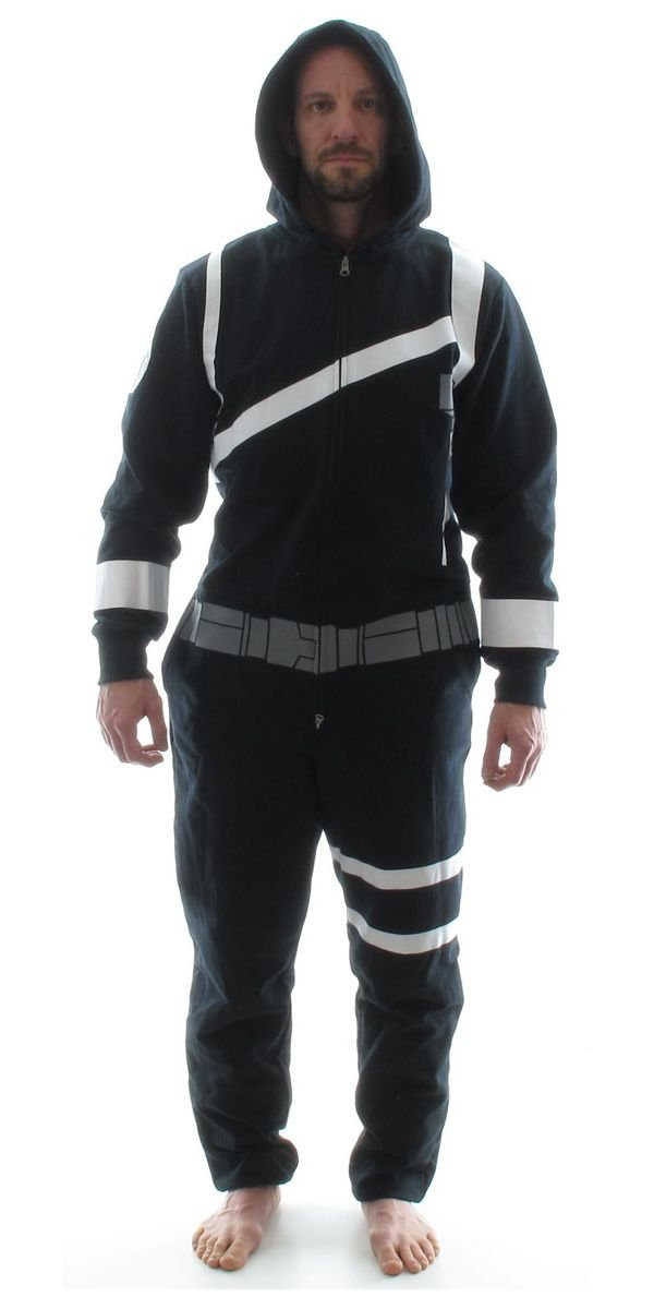 Shield Agents Costume Shield Agent Costume Hooded