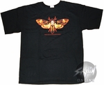 Silence of the Lambs Moth T-Shirt