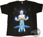 Silver Surfer Kneeling T-Shirt
