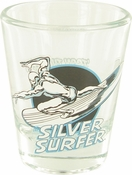 Silver Surfer Mini Toon Tumbler Shot Glass