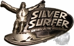 Silver Surfer Spaceways Belt Buckle