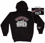 Simpsons Springfield Thugs Hoodies