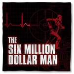 Six Million Dollar Man Logo Bandana