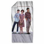 Sixteen Candles Poster Towel