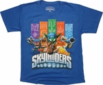 Skylanders Banners Youth T-Shirt
