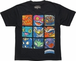 Skylanders Grid Youth T-Shirt