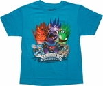 Skylanders Six Stack Youth T-Shirt