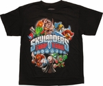 Skylanders Trap Team Youth T-Shirt