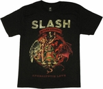 Slash Apocalyptic Love T Shirt