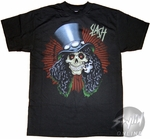 Slash Skull Toon T-Shirt