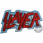 Slayer Die Cut Name Patch