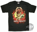Slayer Hell Awaits T-Shirt