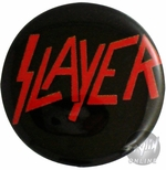 Slayer Logo Button