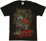 Slayer Murder T-Shirt