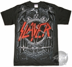 Slayer World Painted T-Shirt