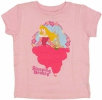 Sleeping Beauty Aurora Youth T Shirt