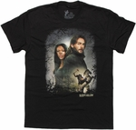 Sleepy Hollow Poster T Shirt