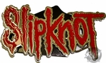 Slipknot Band Logo Belt Buckle