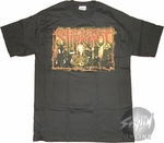 Slipknot Group T-Shirt