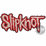 Slipknot Name Patch