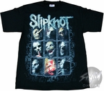 Slipknot Nine Box T-Shirt