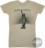 Smashing Pumpkins Liberty Music Baby Tee