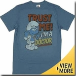 Smurfs Junk Food Shirts