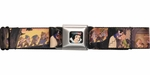 Snow White and the Seven Dwarves Seatbelt Belt