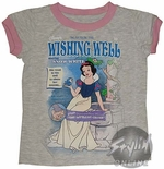 Snow White Tales Youth T Shirt