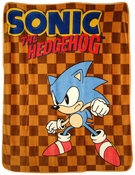 Sonic the Hedgehog Blanket