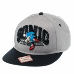 Sonic The Hedgehog Name Hat