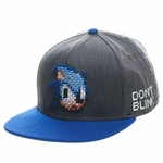 Sonic the Hedgehog Pixel Head Hat