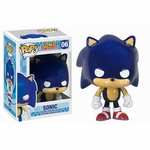 Sonic the Hedgehog Pop Games Vinyl Figurine