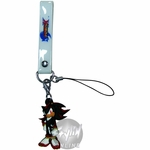 Sonic the Hedgehog Shadow Phone Charm