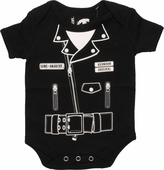 Sons of Anarchy Costume Snap Suit