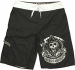 Sons of Anarchy Front Reaper Shorts