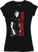 Sons of Anarchy Juice Side Baby Tee