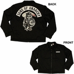 Sons of Anarchy Mechanics Jacket
