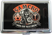 Sons of Anarchy Men of Mayhem Large Card Case