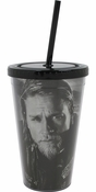 Sons of Anarchy Metallic Jax Travel Cup