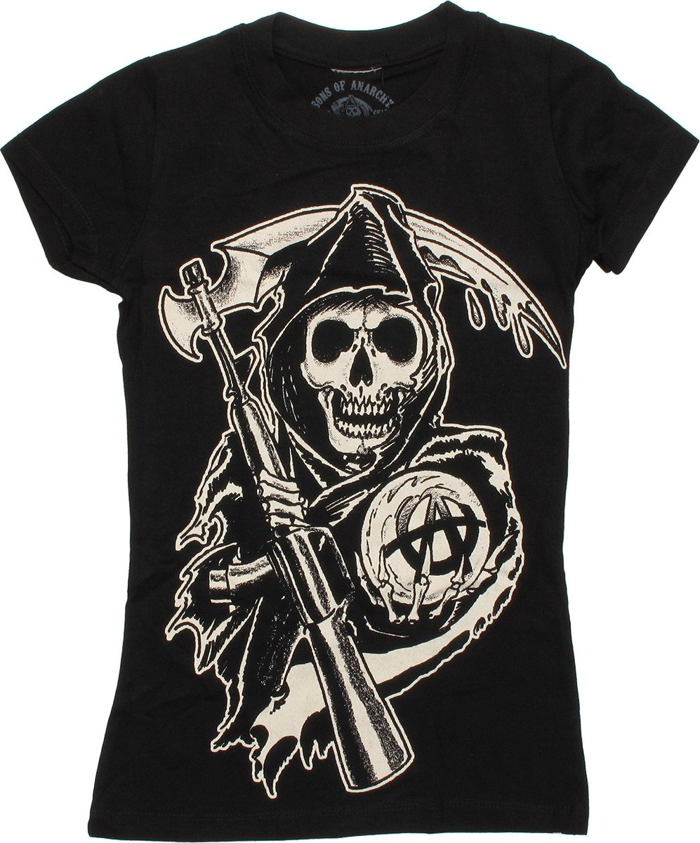 Sons Anarchy Reaper Baby Tee