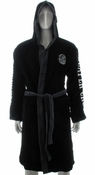 Sons of Anarchy Reaper Crew Hooded Terrycloth Robe