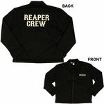 Sons of Anarchy Reaper Crew Mechanics Jacket