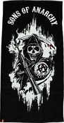 Sons of Anarchy Reaper Name Towel