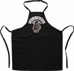 Sons of Anarchy Reaper Patches Apron